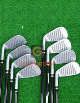 Bộ Gậy Golf Sắt Honma Beres IS02 3 Sao Cũ Chính Hãng Giá Sốc