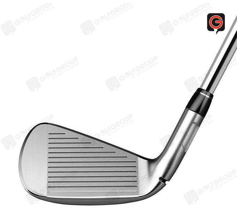 Công nghệ Inverted Cone cũng giúp đảm bảo cho những pha bóng thẳng hơn cho golfer ở mọi cấp độ chơi
