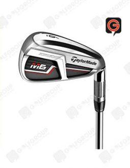 Bộ Gậy Golf Sắt TaylorMade M6 KBS STEEL (5-9,P,S) Chính Hãng