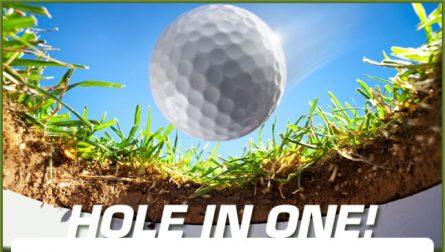 HIO trong Golf là gì? Được biết đây là thuật ngữ chỉ cú đánh hoàn hảo