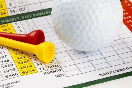 Handicap Index hoạt động song song với Stroke Index