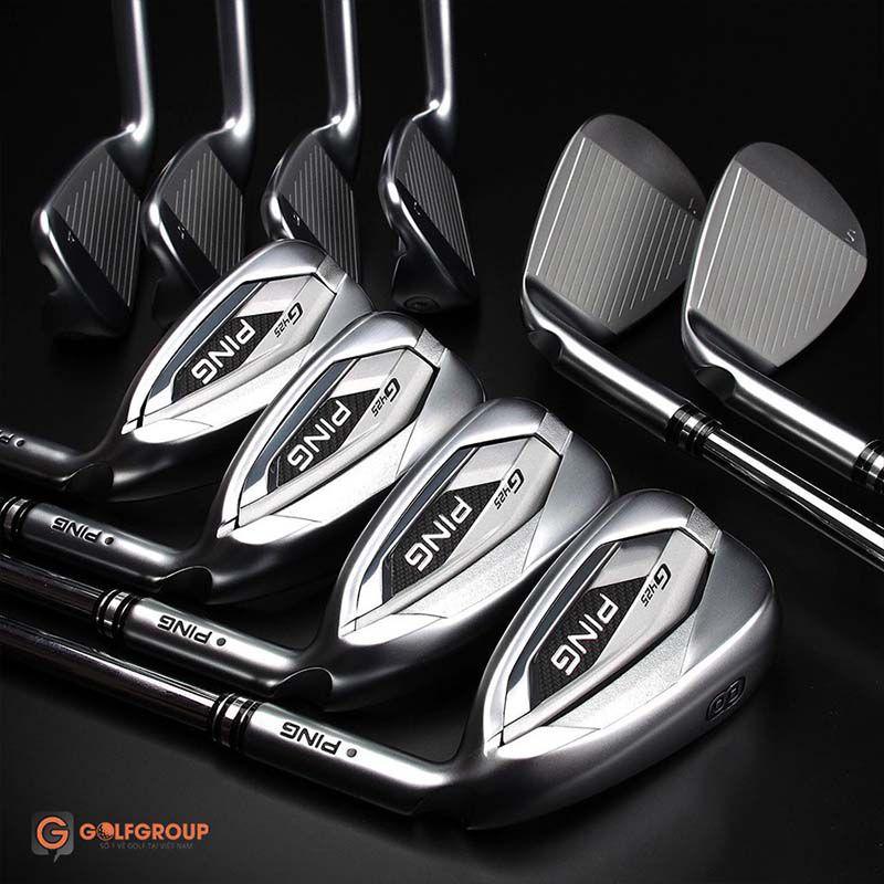 Ironset Ping G425 mang đến cho golfer những trải nghiệm hấp dẫn