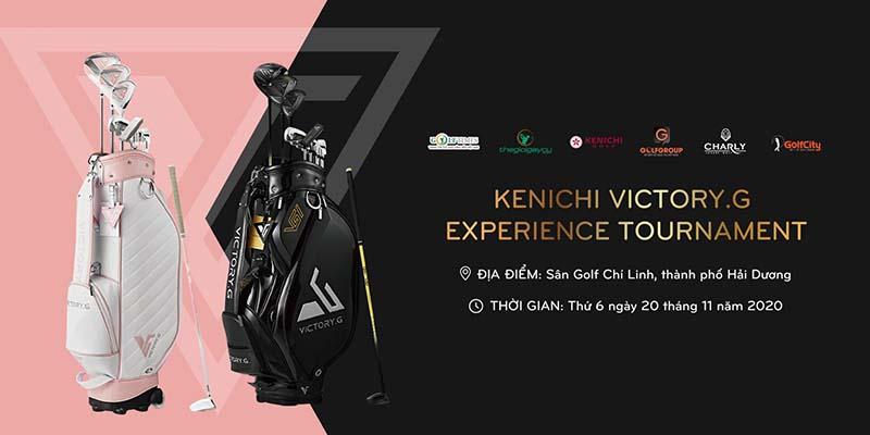 Nhân dịp ra mắt Kenichi Victory.G, GolfGroup tổ chức giải đấu với quy mô lớn