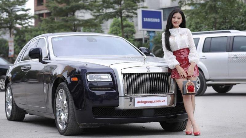 Diễn viên Kiều Yến Ngọc đã tham gia vào một số dự án truyền thông tại GolfGroup
