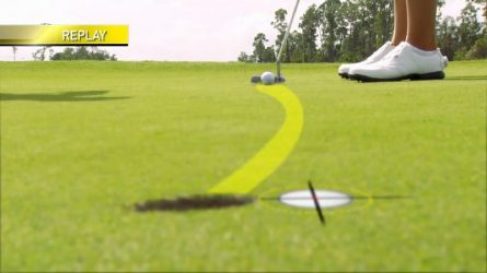 Phương pháp aimpoint trong golf được nhiều golfer sử dụng và đánh giá cao