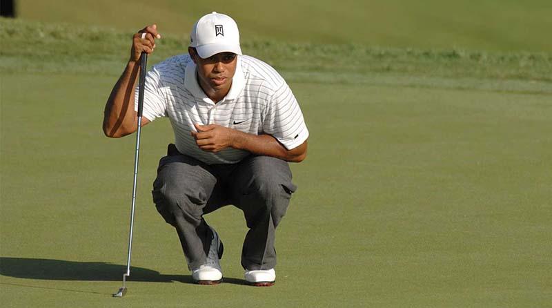 Golfer này đạt hiệu suất gần như tuyệt đối trong các cú putter
