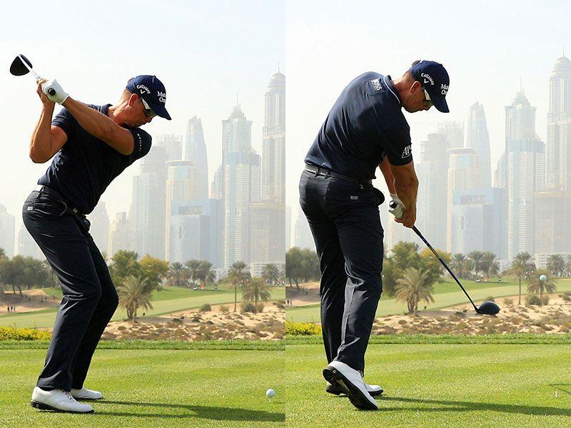 Kỹ thuật swing golf chuẩn giúp người chơi nâng cao thành tích