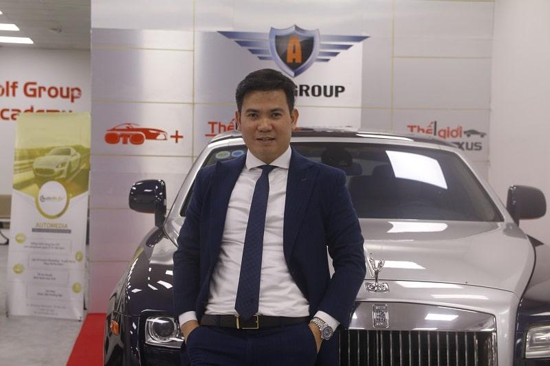Chân dung chủ tịch Bằng Nguyễn GolfGroup – AutoGroup