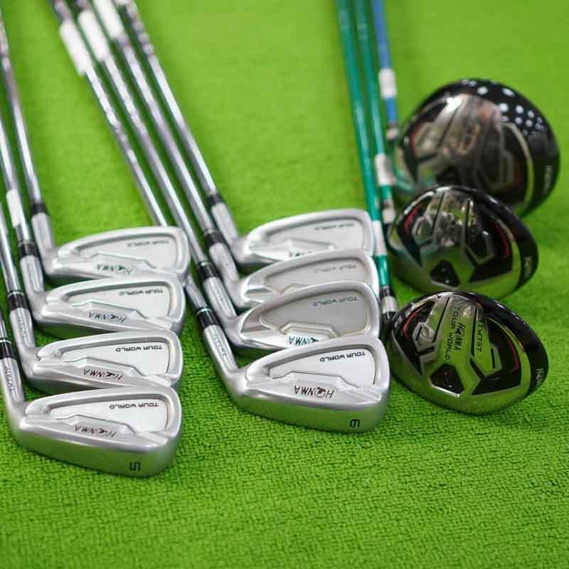 Các loại gậy đánh golf