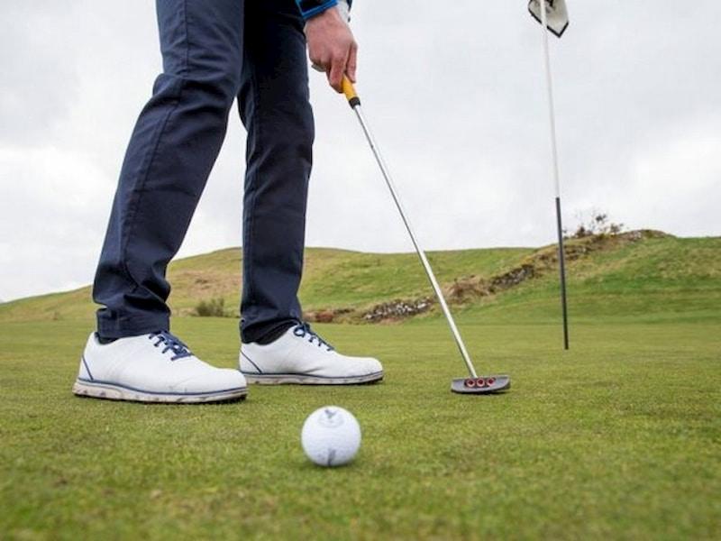 Những điểm mới về luật golf trên green