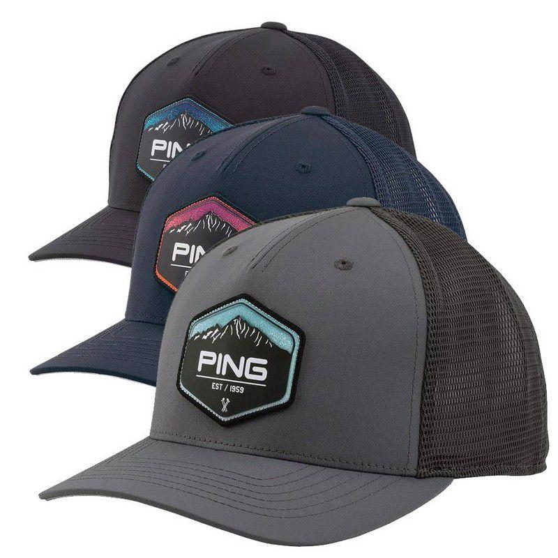 Mũ golf nửa đầu Ping Cap