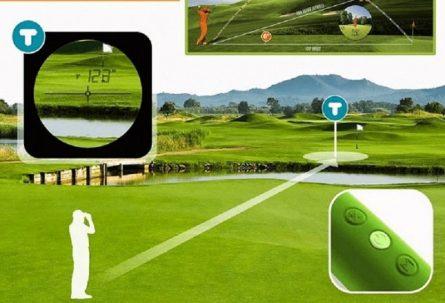 Nên chọn ống nhòm, máy đo khoảng cách golf nào tốt nhất?