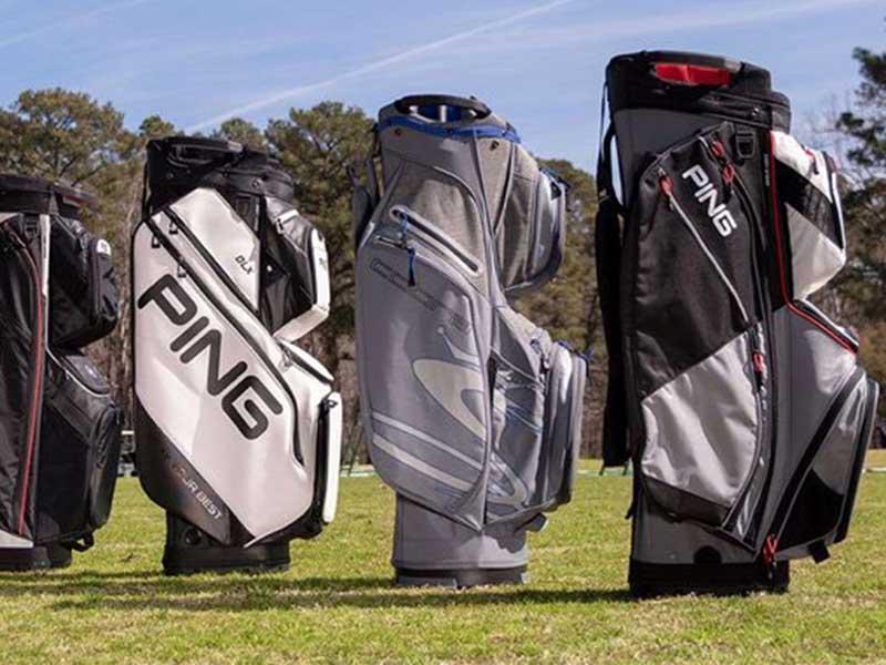 Túi golf Cart Bag được sử dụng chủ yếu cho người lớn tuổi hoặc phụ nữ