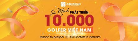 """Ngày 03.03.2020 GolfGroup long trọng tổ chức lễ ra mắt """"Cộng đồng Golf Quốc Gia"""""""