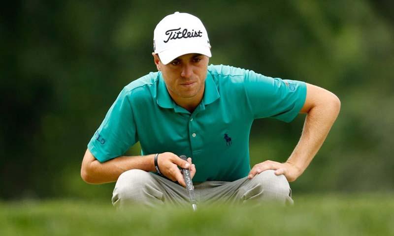 Thomas gợi ý golfer nên cố gắng tạo ra cú đánh với điểm tiếp xúc với mặt gậy tốt nhất