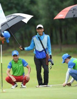 Ô chơi golf khác rất nhiều so với ô thường về thiết kế và chất liệu
