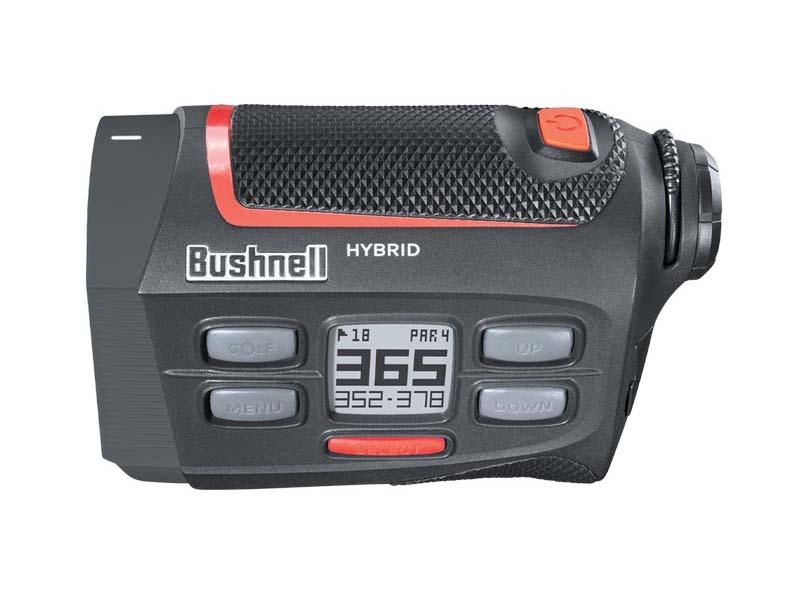 Bushnell Hybrid Laser RangeFinder mang đến trải nghiệm vô cùng tuyệt vời