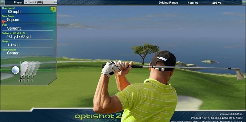 Ưu điểm nổi bật của sản phẩm này so với các loại phần mềm chơi golf khác là chi phí lắp đặt khá rẻ