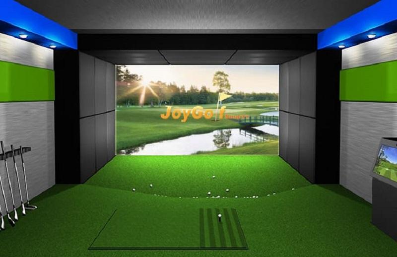 Joygolf Smart là sản phẩm cao cấp nhất trên thị trường phần mềm Golf 3D hiện nay