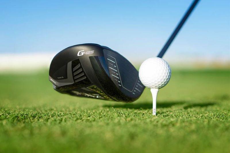 Ping G425 Max Driver giúp các golf thủ đánh bóng ổn định hơn