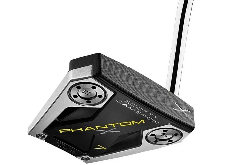 Gậy chơi golf putter Titleist Phantom X7 – 10 %