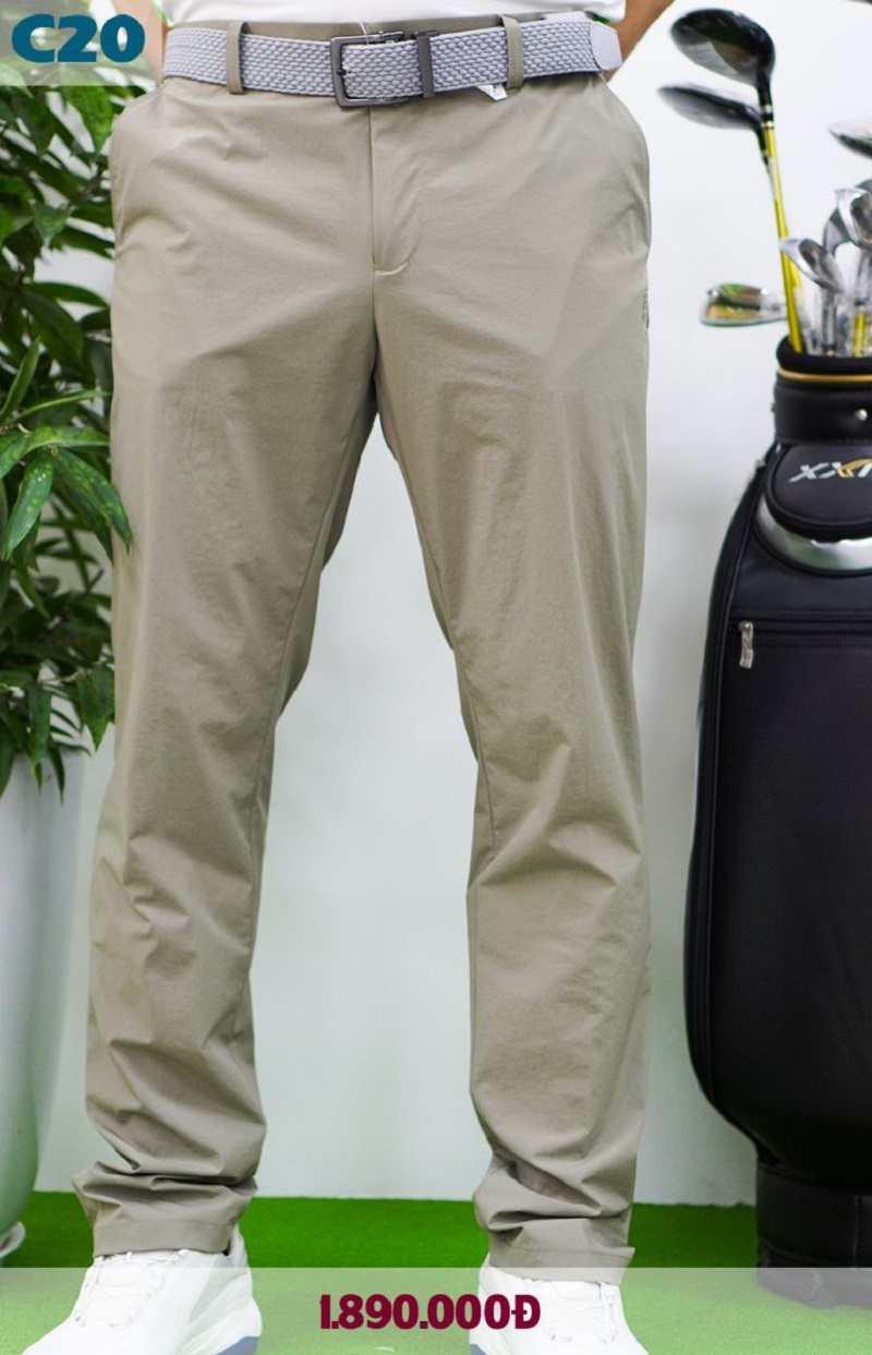 Hình ảnh quần dài golf nam Charly