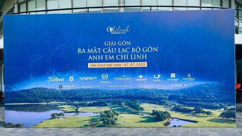 Ra mắt CLB Gôn Anh Em Chí Linh