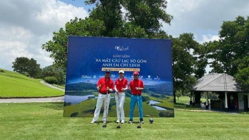 Giải đấu nhận được nhiều sự quan tâm từ GolfGroup và các nhà tài trợ
