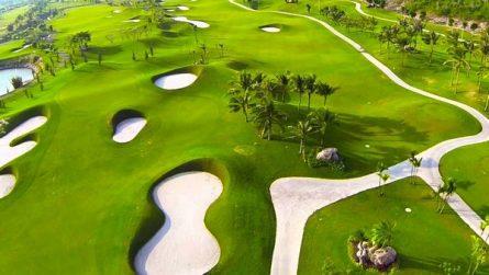 sân golf tại Nha Trang