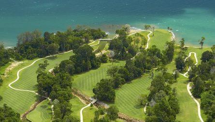 ELS Club Teluk Datai - sân golf Link lớn nhất tại Malaysia