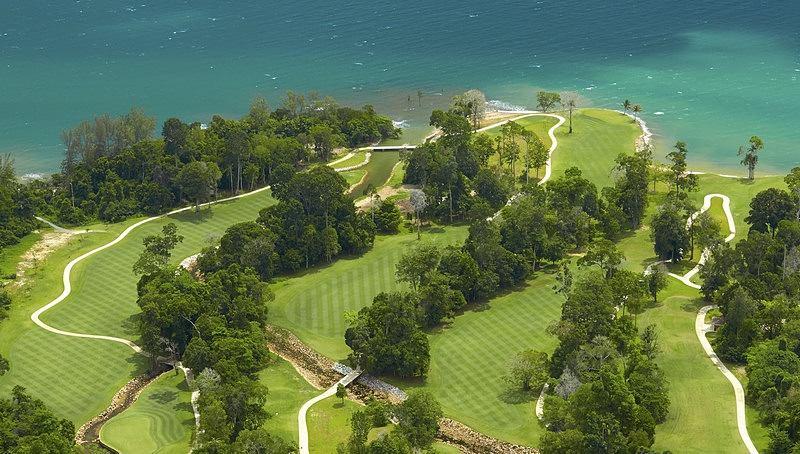 ELS Club Teluk Datai - các sân golf lớn nhất tại Đông Nam Á