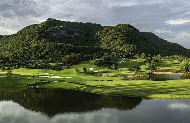 Các sân golf lớn nhất tại Đông Nam Á