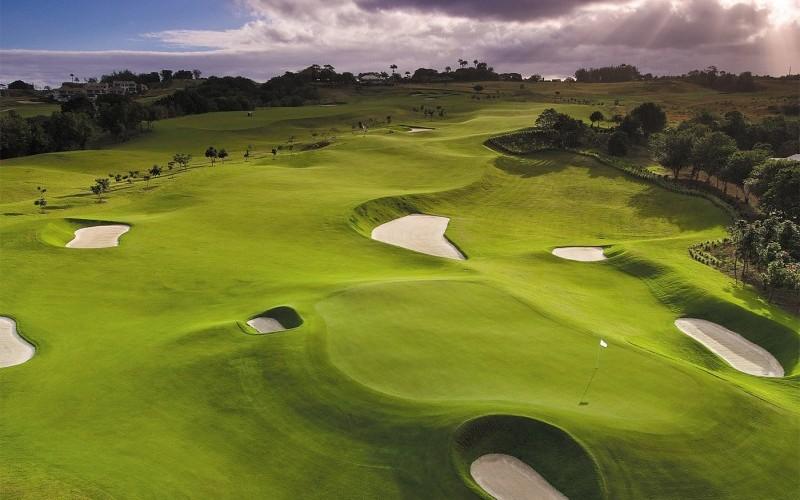 Sân golf Mê Kong tại Bình Dương