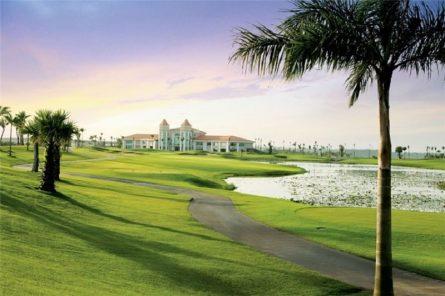 Toàn cảnh sân golf Nhơn Trạch - Đồng Nai