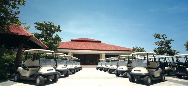 Thiết kế của sân golf tại Nha Trang Vinpearl mang đẳng cấp quốc tế