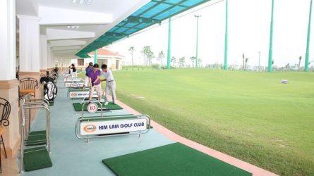 Sân tập golf Hà Nội - Long Biên