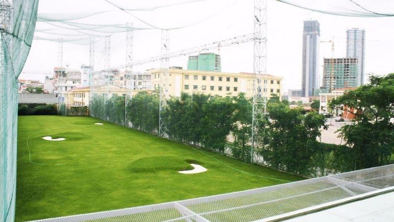 Sân tập golf Viettime & Fitness