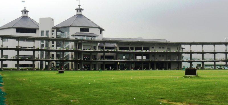 Sân tập golf Phương Đông