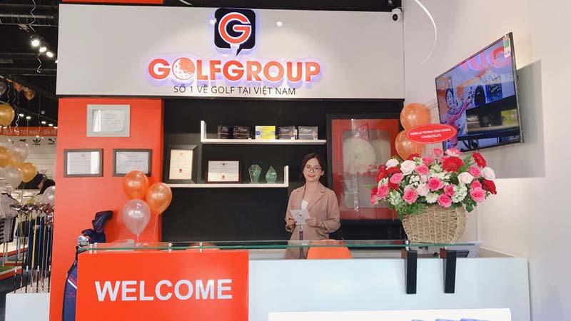 Thương hiệu Thế Giới Gậy Cũ chính thức được sáp nhập vào Tập Đoàn Golf Quốc Gia GolfGroup
