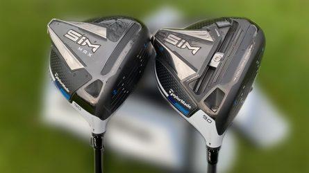 Gậy Golf Taylormade Sim vừa ra mắt thị trường đã được các golfer săn đón