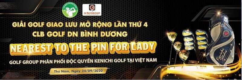 Tập đoàn Golfgroup - Kenichi Golf - Charly Luxury tài trợ nhiều phần quà có giá trị cho giải golf giao lưu mở rộng lần thứ 4