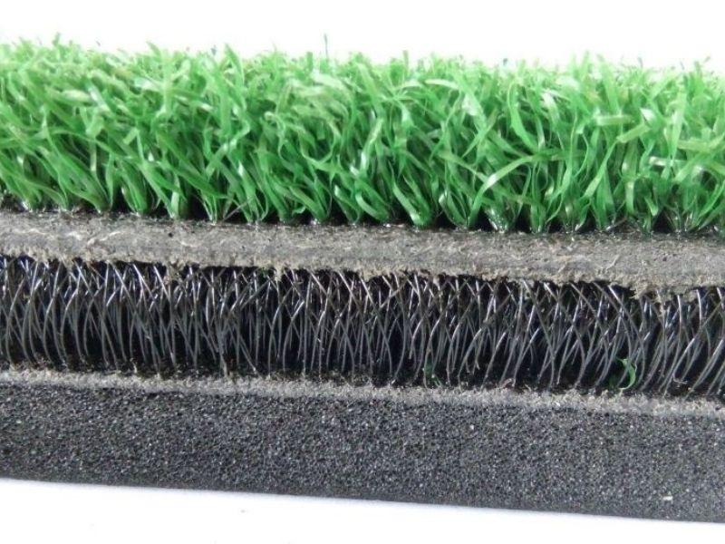 Thảm tập đánh golf 3D là lựa chọn tuyệt vời trong điều kiện không thể lên sân