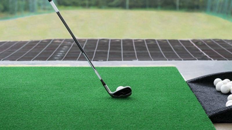 Thảm mang đến những trải nghiệm tốt nhất cho golfer