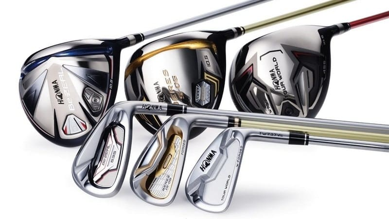 Honma là thương hiệu gậy golf nổi tiếng của Nhật đang rất được ưa chuộng
