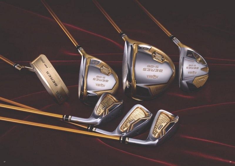 Tìm hiểu thông số gậy Golf Honma Beres