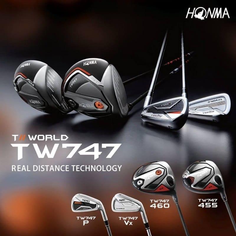 Nắm rõ thông số gậy Golf Honma TW giúp người chơi có sự lựa chọn sao cho phù hợp