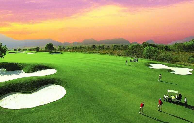 Sân Móng Cái sẽ đem đến nhiều thách thức cho các golfer