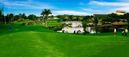 Thông tin sân golf miền Bắc - Sân Asean Golf Resort được rất nhiều người quan tâm