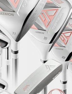 Siêu phẩm gậy golf Kenichi Victory.G sắp ra mắt