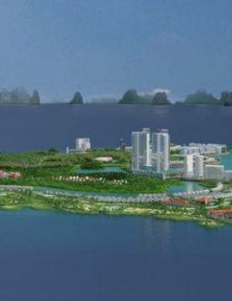 Dự án này tọa lạc ngay bên cảng du thuyền lớn nhất Việt Nam